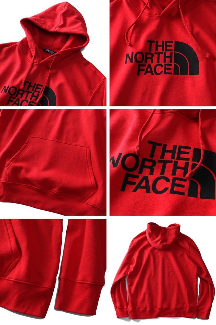 大きいサイズ メンズ THE NORTH FACE ザ ノース フェイス 長袖 パーカー ロゴ プリント プルパーカー USA 直輸入 nf0a3fr1