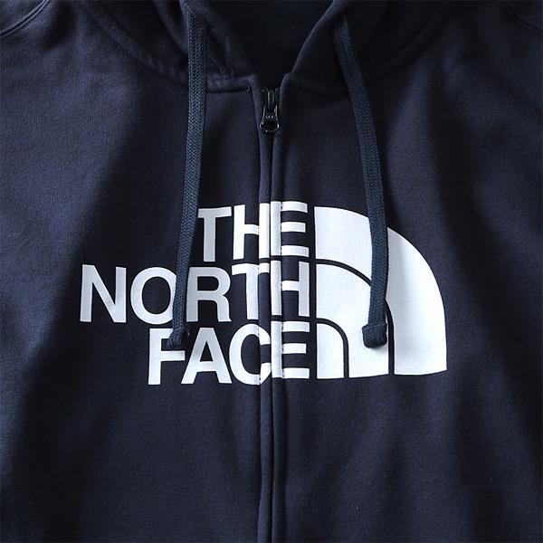 大きいサイズ メンズ THE NORTH FACE ザ ノース フェイス ジャケット アウター ロゴ プリント フルジップパーカー USA 直輸入 nf0a3mb4