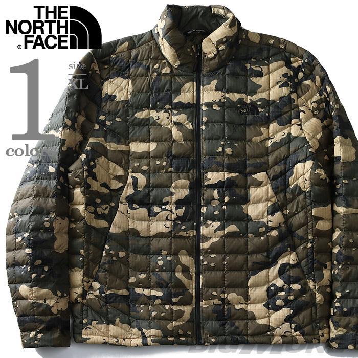 大きいサイズ メンズ THE NORTH FACE ザ ノース フェイス ジャケット アウター 迷彩柄 中綿ジャケット USA 直輸入 nf0a39ngxwc