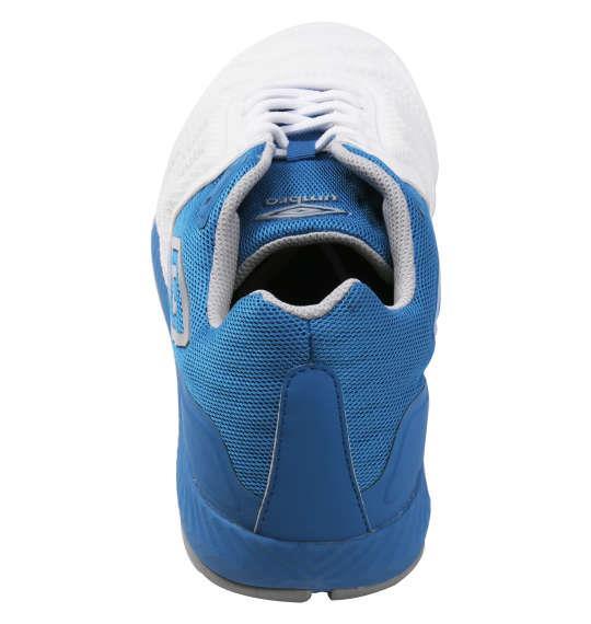 大きいサイズ メンズ UMBRO スニーカー UMBクロスTRクラブ シューズ 靴  ホワイト 1140-9280-1 29 30 31