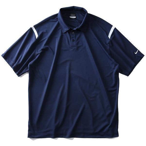大きいサイズ メンズ NIKE GOLF ナイキ ゴルフ 半袖 スポーツ ポロシャツ DRI-FIT USA 直輸入 402394
