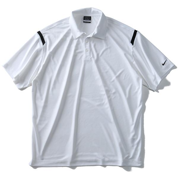 【golf1】大きいサイズ メンズ NIKE GOLF ナイキ ゴルフ 半袖スポーツポロシャツ DRI-FIT USA 直輸入 402394