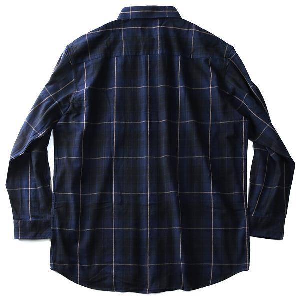 大きいサイズ メンズ cosby コスビー チェック シャツ 2019fk-bara f19-016