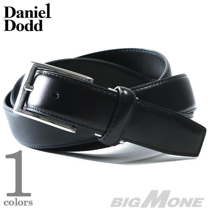 大きいサイズ メンズ DANIEL DODD ビジネス レザー ロング ベルト ロングサイズ azbl-066l