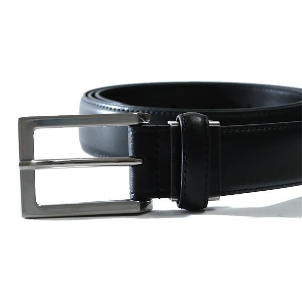 大きいサイズ メンズ SARTORIA BELLINI イタリアン レザー ビジネス ベルト ロングサイズ 春夏新作 azbl-071l