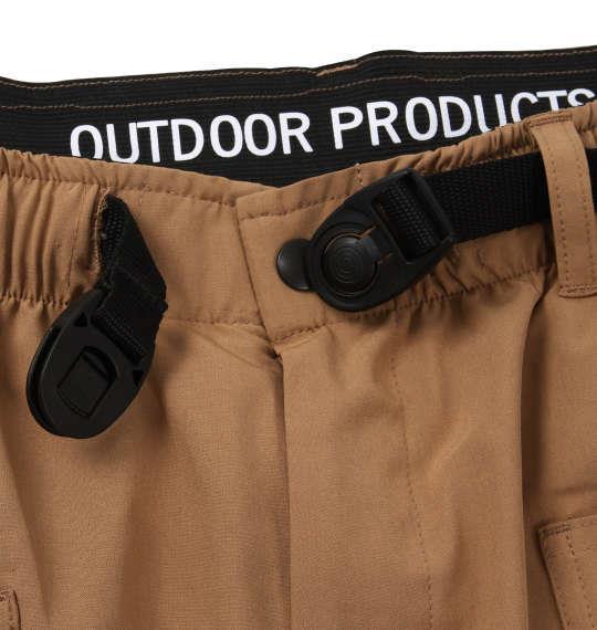 大きいサイズ メンズ OUTDOOR PRODUCTS ストレッチ ガーデニング クライミング パンツ ベージュ 1154-9120-1 3L 4L 5L 6L 7L 8L