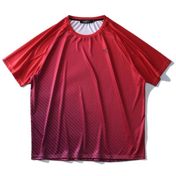 大きいサイズ メンズ LINKATION DRY ラグラン スムス 半袖 Tシャツ 吸汗速乾 春夏新作 アスレジャー スポーツウェア la-t190294