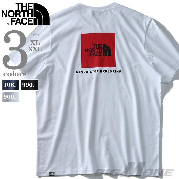 大きいサイズ メンズ THE NORTH FACE ザ ノース フェイス プリント 半袖 Tシャツ USA 直輸入 t92tx2