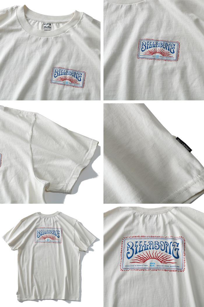 大きいサイズ メンズ BILLABONG ビラボン プリント 半袖 Tシャツ USA 直輸入 m404tbde