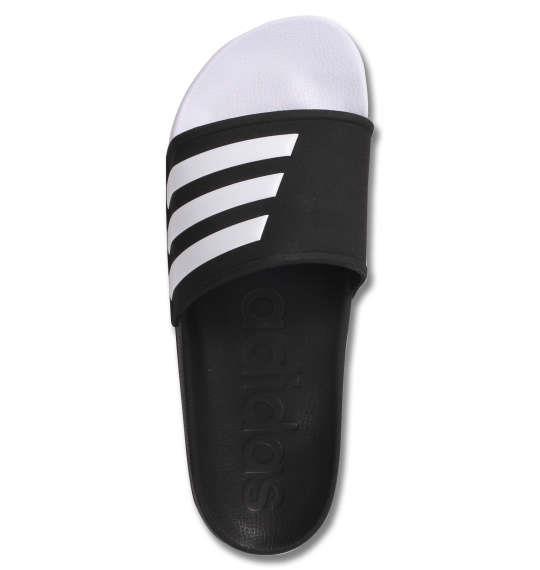 大きいサイズ メンズ adidas サンダル アディレッタTND コアブラック 1140-9201-2 30.5 31.5