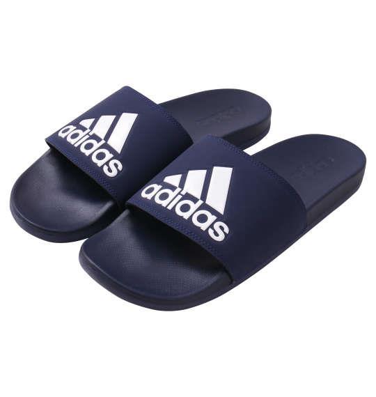 大きいサイズ メンズ adidas サンダル アディレッタCF ダークブルー 1140-9202-1 30.5 31.5