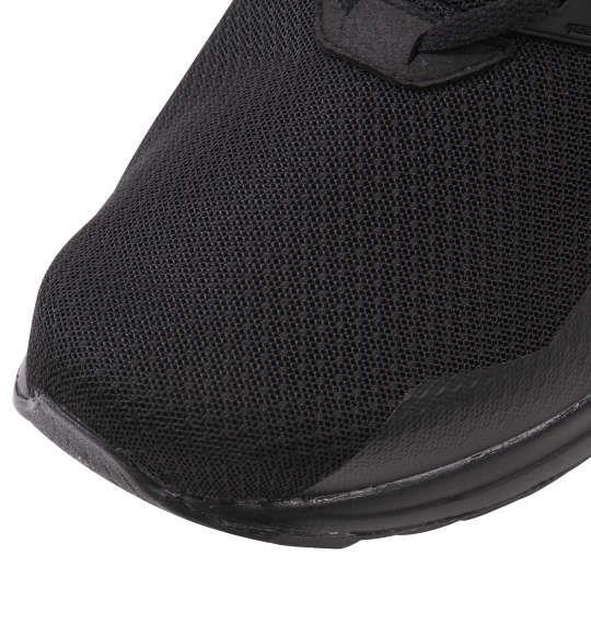 大きいサイズ メンズ adidas スニーカー デュラモ9ワイドM コアブラック 1140-9205-2 30 31 32