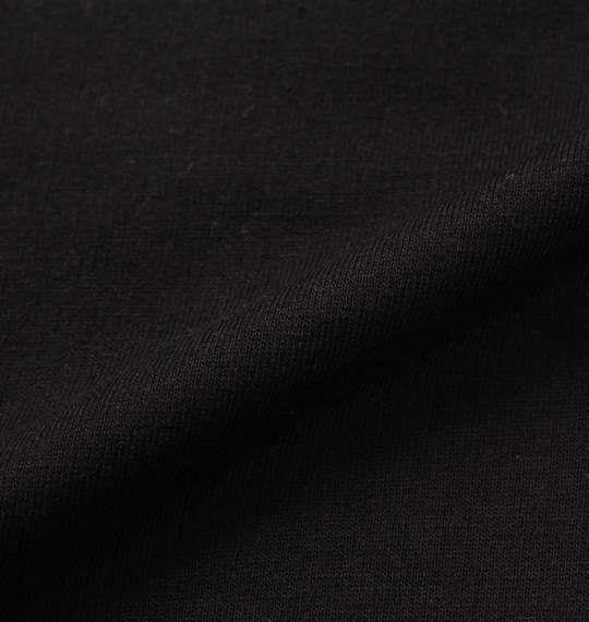 大きいサイズ メンズ BEAUMERE ミニ裏毛 ハーフパンツ ブラック 1154-9220-2 3L 4L 5L 6L