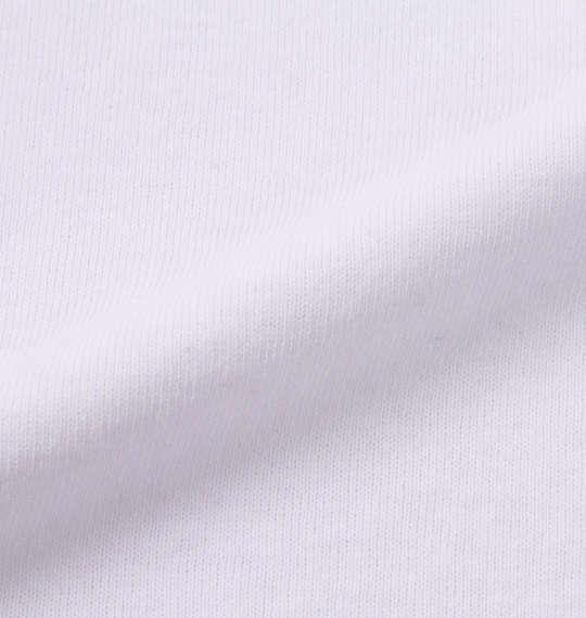 大きいサイズ メンズ LUCPY 半袖 Tシャツ + ミニ裏毛 ハーフパンツ ホワイト × カモフラ 1158-9206-1 3L 4L 5L 6L