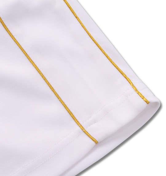 大きいサイズ メンズ COLLINS 半袖 ジャージセット ホワイト 1158-9230-1 3L 4L 5L 6L 8L