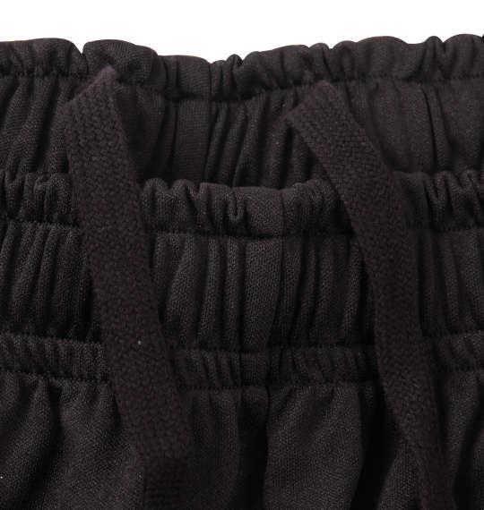 大きいサイズ メンズ COLLINS 半袖 ジャージセット ブラック 1158-9230-2 3L 4L 5L 6L 8L