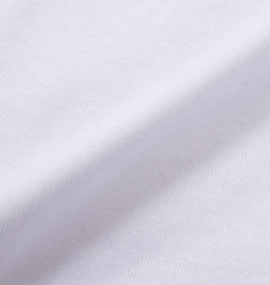 大きいサイズ メンズ NECOBUCHI-SAN デカプリント 半袖 Tシャツ ホワイト 1158-9260-1 3L 4L 5L 6L