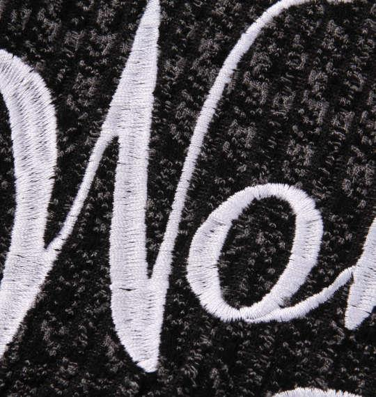大きいサイズ メンズ in the attic 膨れ ジャガード刺繍 半袖 フルジップ パーカー ブラック 1158-9292-2 3L 4L 5L 6L