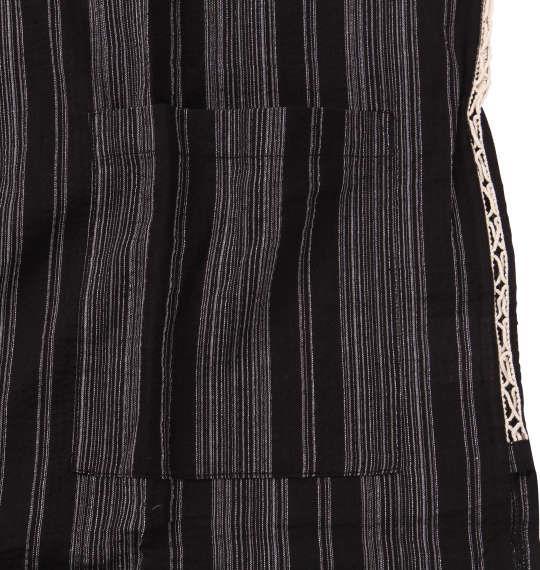 大きいサイズ メンズ Mc.S.P 甚平 ブラック 1159-9263-1 3L 4L 5L 6L 7L