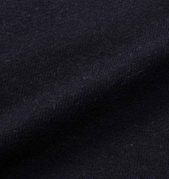 大きいサイズ メンズ ONE PIECE ミニ裏毛 ハーフパンツ ネイビー 1164-9250-2 3L 4L 5L 6L 8L