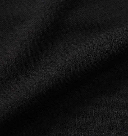 大きいサイズ メンズ LE COQ SPORTIF ドライ ジャガード ニット ハーフパンツ ブラック 1174-9211-2 2L 3L 4L 5L 6L