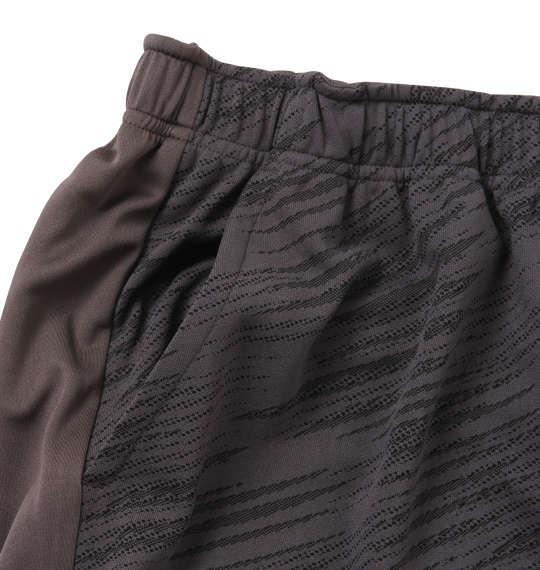 大きいサイズ メンズ LE COQ SPORTIF ドライ ジャガード ニット ハーフパンツ チャコール 1174-9211-3 2L 3L 4L 5L 6L