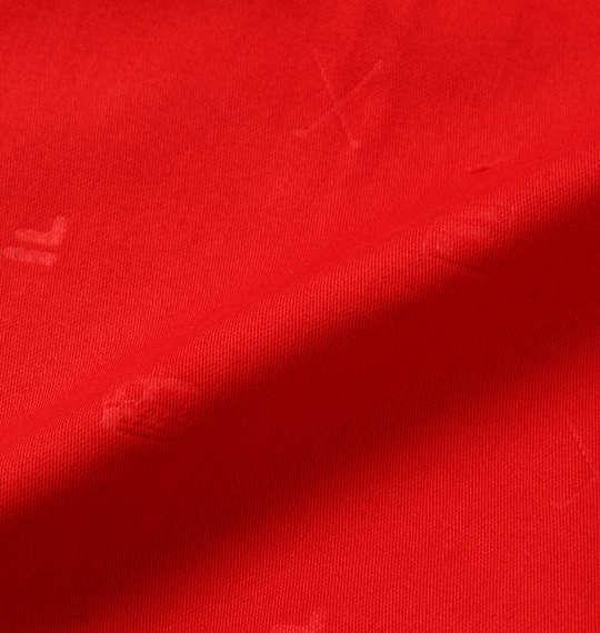 大きいサイズ メンズ FILA GOLF 飛び柄 エンボス ストレッチ ツイル ストレートパンツ レッド 1174-9240-3 100 105 110 115 120 130