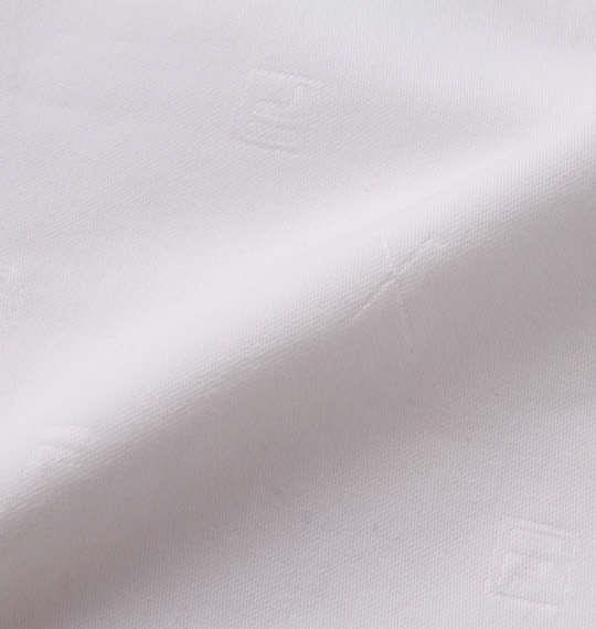 大きいサイズ メンズ FILA GOLF 飛び柄 エンボス ストレッチ ツイル クロップドパンツ ホワイト 1174-9241-1 100 105 110 115 120 130