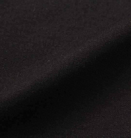 大きいサイズ メンズ クレヨンしんちゃん ミニ裏毛 プリント ハーフパンツ ブラック 1174-9280-1 3L 4L 5L 6L 8L