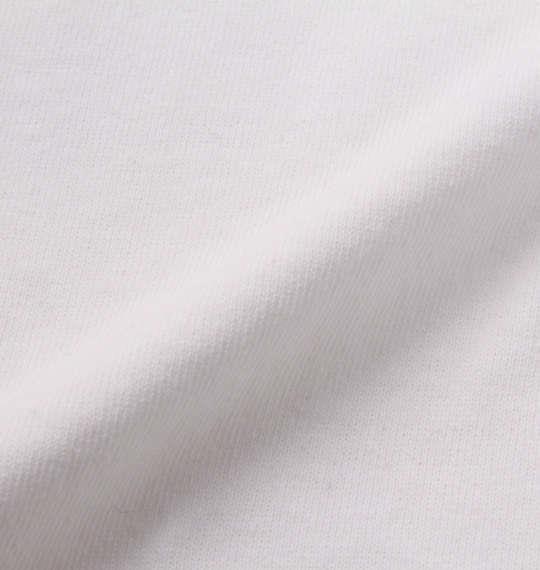 大きいサイズ メンズ Ed Hardy 天竺 プリント 半袖 Tシャツ オフホワイト 1178-9205-1 3L 4L 5L 6L 8L