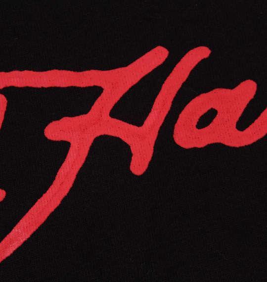 大きいサイズ メンズ Ed Hardy 天竺 プリント 半袖 Tシャツ ブラック 1178-9206-2 3L 4L 5L 6L 8L