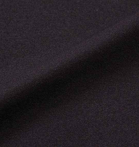 大きいサイズ メンズ DESCENTE サンスクリーン ハイブリッド 半袖 Tシャツ ブラック 1178-9240-2 3L 4L 5L 6L