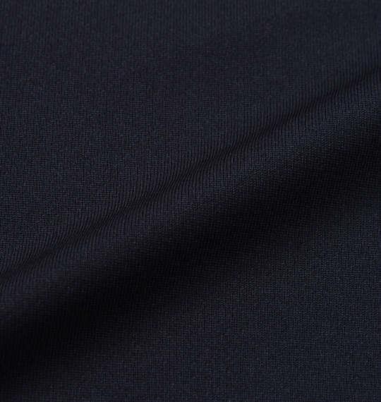 大きいサイズ メンズ LE COQ SPORTIF ソフト ダブル メッシュ 半袖 ポロシャツ ネイビー 1178-9262-3 2L 3L 4L 5L 6L