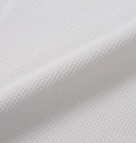 大きいサイズ メンズ LE COQ SPORTIF 3D 鹿の子 半袖 ポロシャツ ホワイト 1178-9263-1 2L 3L 4L 5L 6L