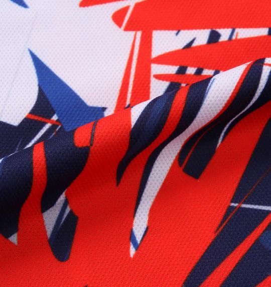 大きいサイズ メンズ LOUDMOUTH プレミアム カノコ 総柄 半袖 シャツ アイシクル 1178-9275-3 3L 4L 5L 6L