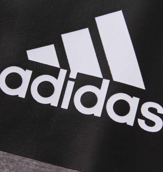 大きいサイズ メンズ adidas 3ストライプ 半袖 ポロシャツ ミディアムグレーヘザー 1178-9280-1 3XO 4XO 5XO 6XO 7XO 8XO