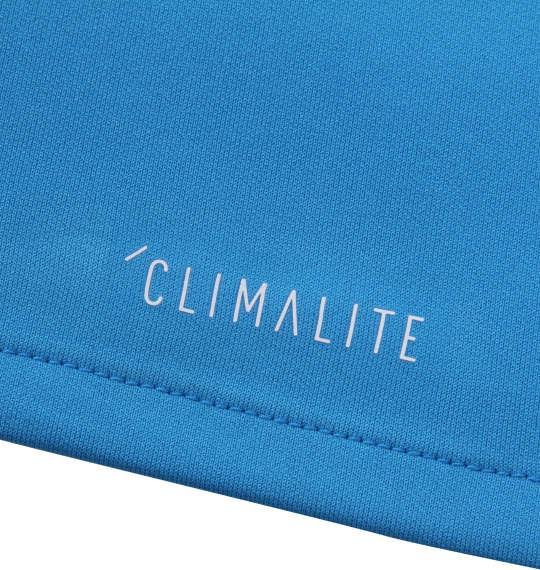 大きいサイズ メンズ adidas 3ストライプ 半袖 ポロシャツ ブルー 1178-9280-3 3XO 4XO 5XO 6XO 7XO 8XO