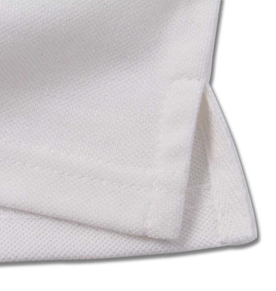 大きいサイズ メンズ BETTY BOOP 鹿の子 プリント & 刺繍ウイング & ローズ 半袖 ポロシャツ オフホワイト 1178-9522-1 3L 4L 5L 6L 8L