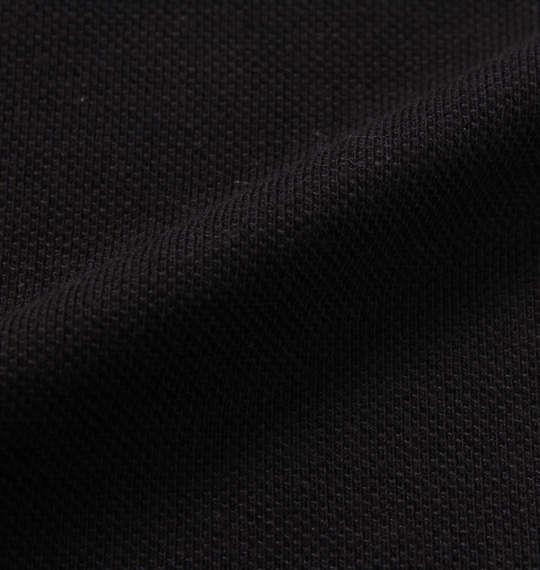 大きいサイズ メンズ BETTY BOOP 鹿の子 プリント & 刺繍ウイング & ローズ 半袖 ポロシャツ ブラック 1178-9522-2 3L 4L 5L 6L 8L