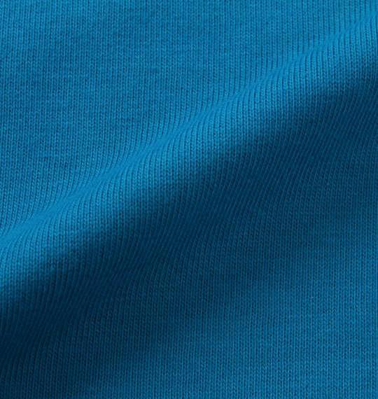 大きいサイズ メンズ 豊天 ポーク? 半袖 Tシャツ ターコイズ 1158-9503-1 3L 4L 5L 6L