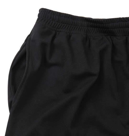 大きいサイズ メンズ 豊天 美豚 × ハローキティ 半袖 Tシャツ +ハーフパンツ ブラック 1168-9241-2 3L 4L 5L 6L