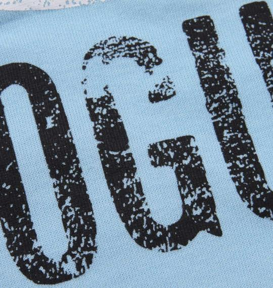 大きいサイズ メンズ 企業コラボ Tシャツ モロッコヨーグルト 半袖 Tシャツ サックス 1178-9224-1 3L 4L 5L 6L 8L