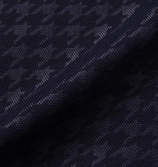 大きいサイズ メンズ FILA GOLF チドリエンボス 半袖 ポロシャツ ネイビー 1178-9255-1 3L 4L 5L 6L
