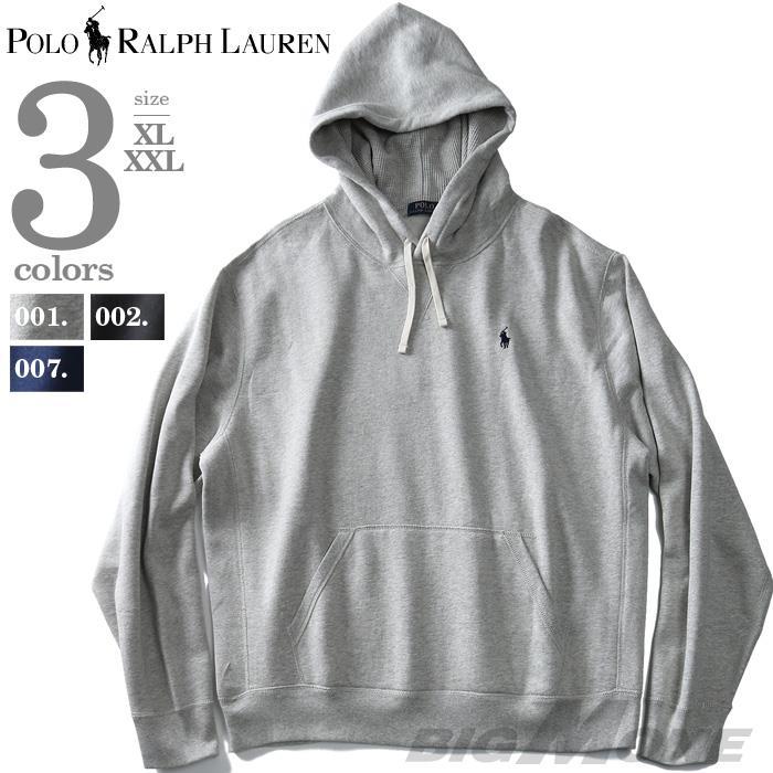 大きいサイズ メンズ POLO RALPH LAUREN ポロ ラルフローレン プルオーバー パーカー USA直輸入 710728760