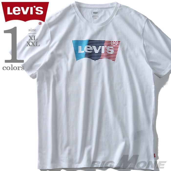 大きいサイズ メンズ LEVI'S リーバイス 半袖 プリント Tシャツ USA直輸入 549140301