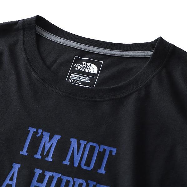 大きいサイズ メンズ THE NORTH FACE ザ ノース フェイス プリント 半袖 Tシャツ USA直輸入 nf0a3runx3x