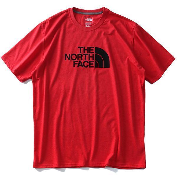 大きいサイズ メンズ THE NORTH FACE ザ ノース フェイス プリント 半袖 Tシャツ USA直輸入 nf0a3vhk674