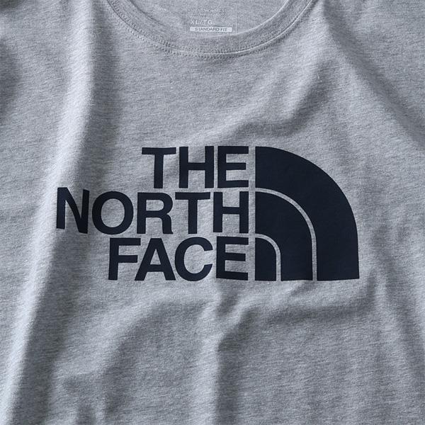 大きいサイズ メンズ THE NORTH FACE ザ ノース フェイス プリント 半袖 Tシャツ USA直輸入 nf0a3vhkdyx