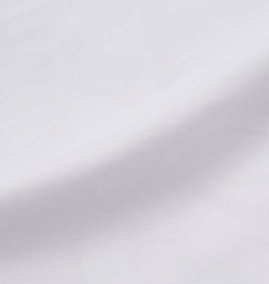 大きいサイズ メンズ LOUDMOUTH ストレッチ 二重織 エンボス ハーフパンツ ホワイト 1174-9260-1 100 105 110 115 120 130