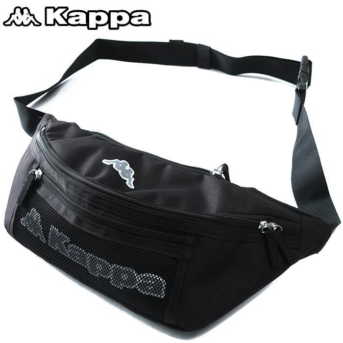 大きいサイズ メンズ Kappa カッパ ウエスト ポーチ kpz-952z